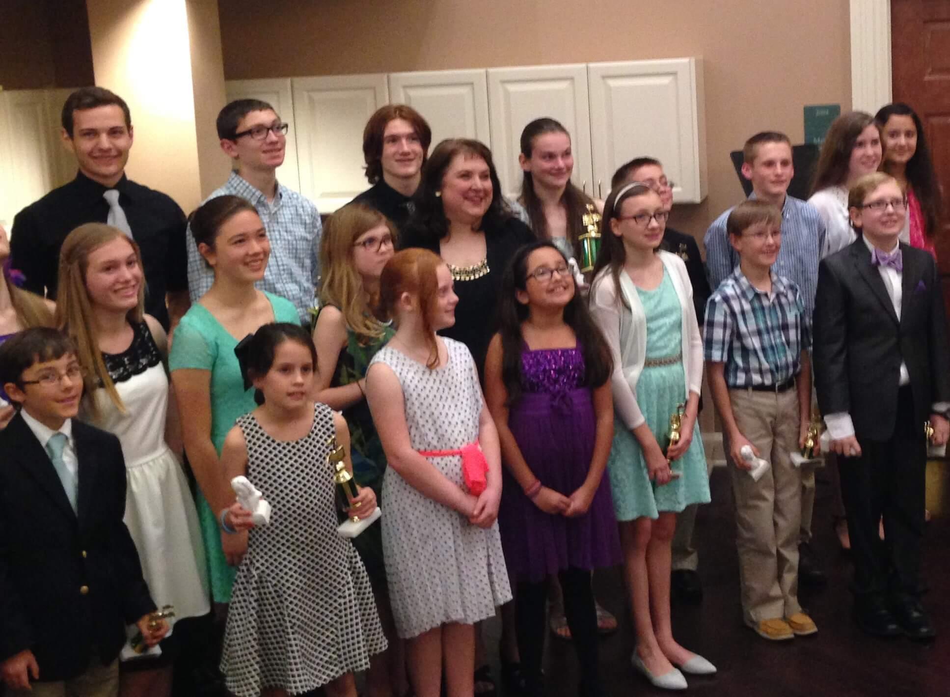 Dallas Piano Academy Recital