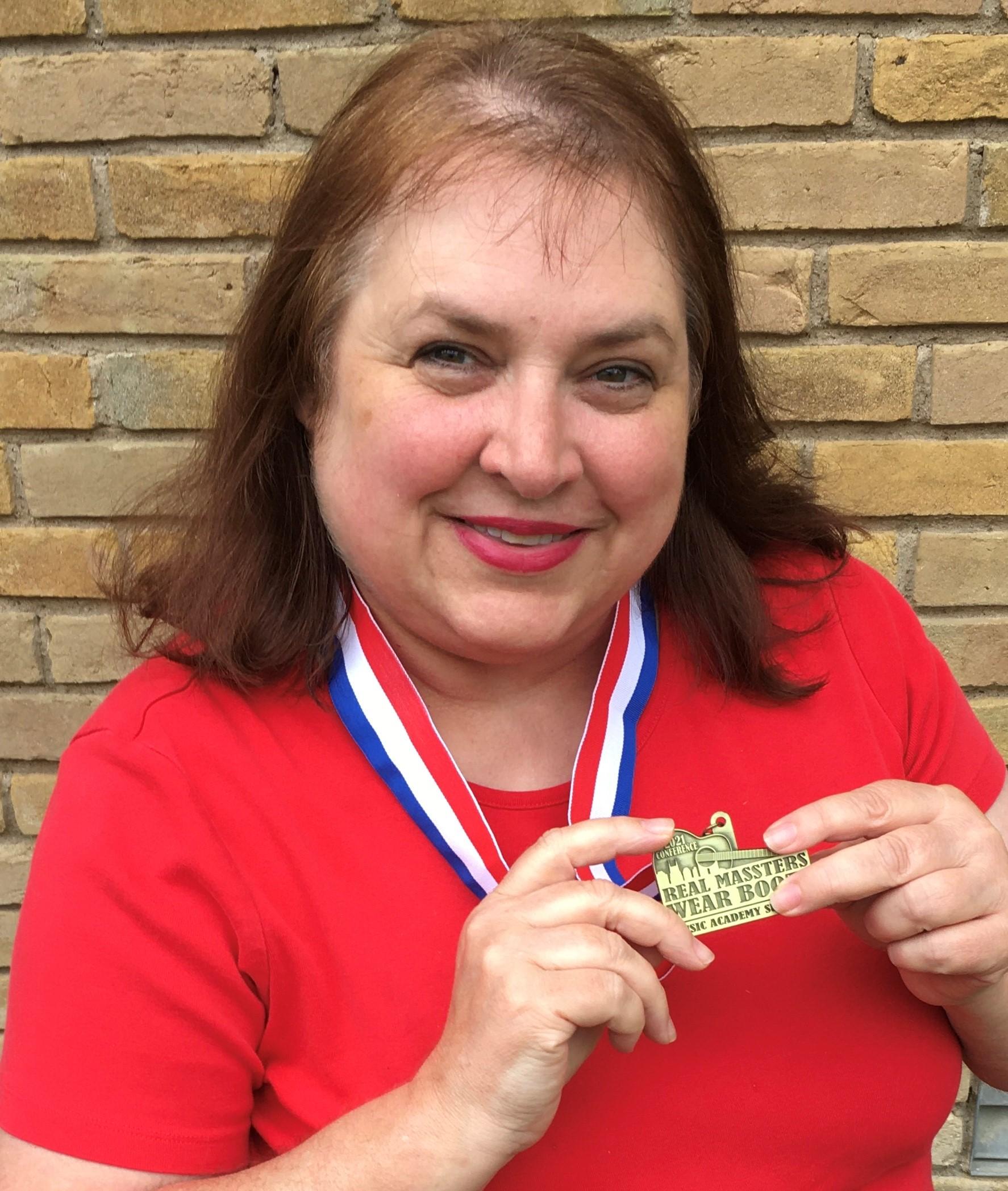 Award won by Dallas Piano Academy