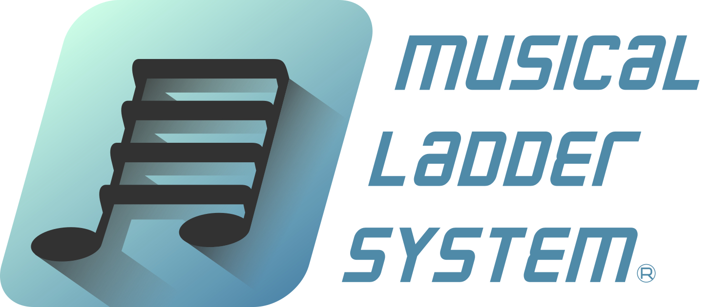 Musical Ladder System Logo