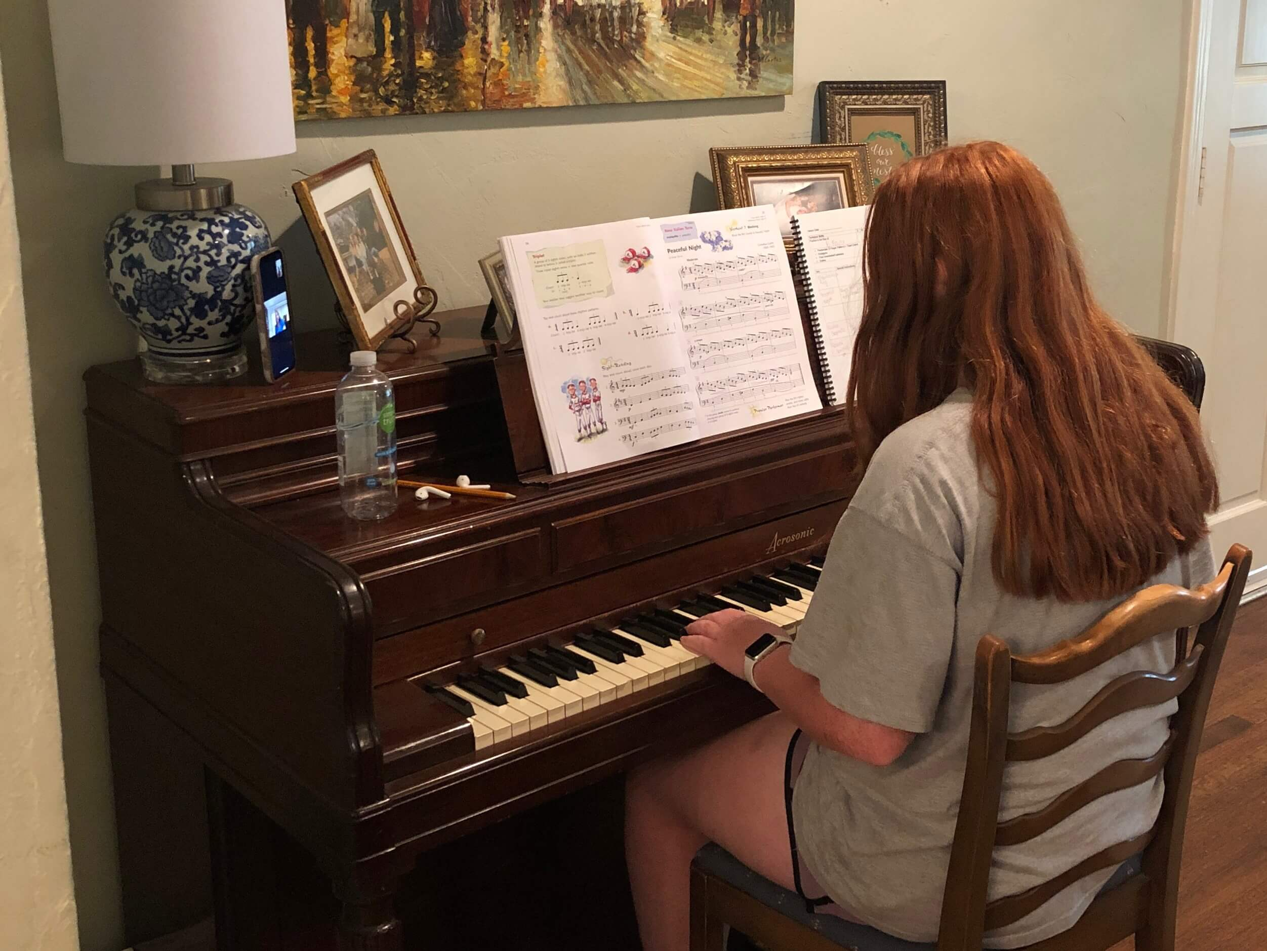 Dallas Piano Lessons
