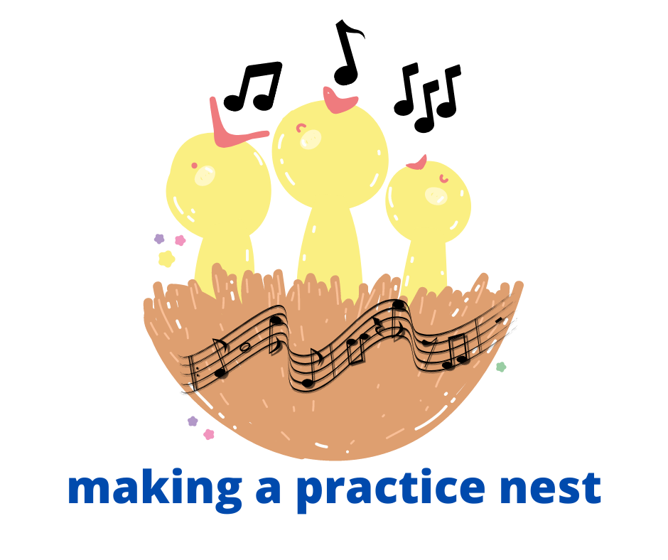 Making a Practice Nest