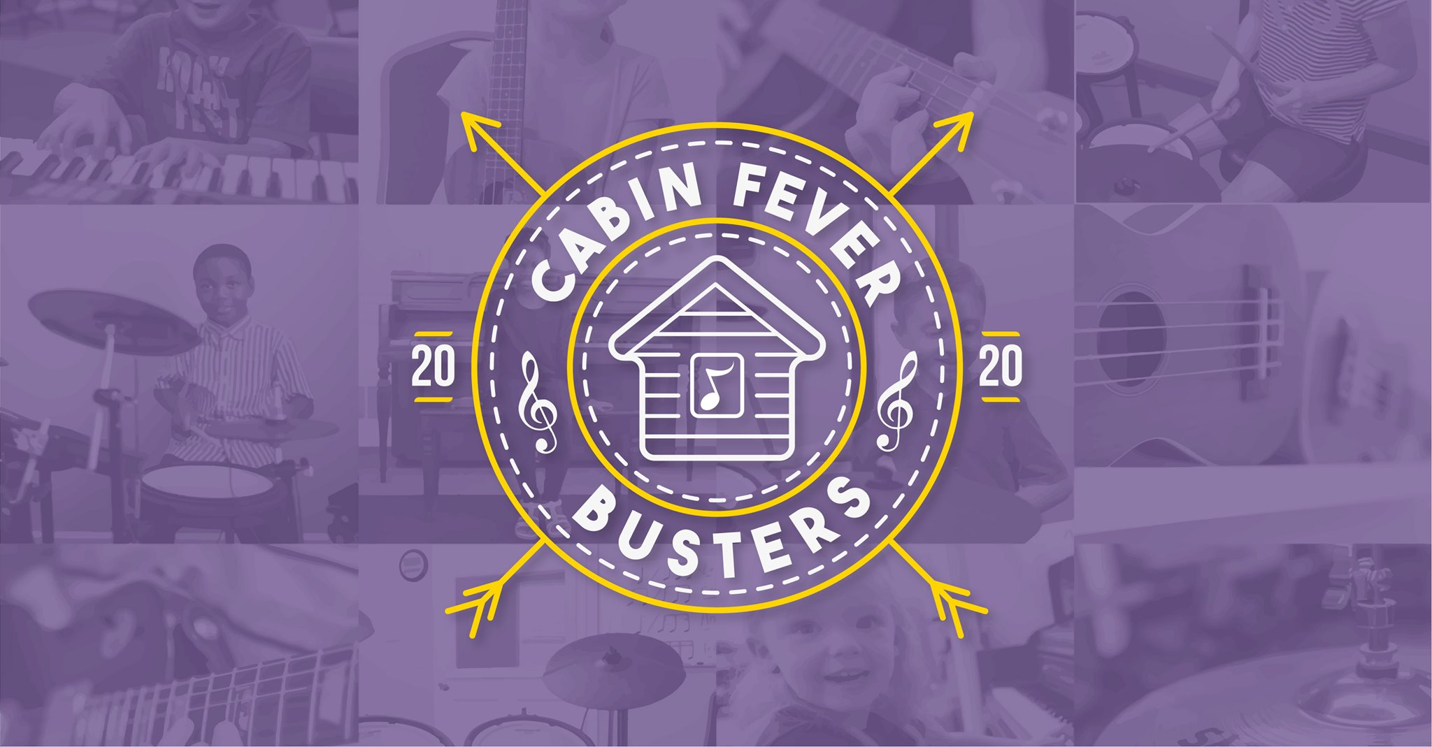 Music Cabin Fever Busters