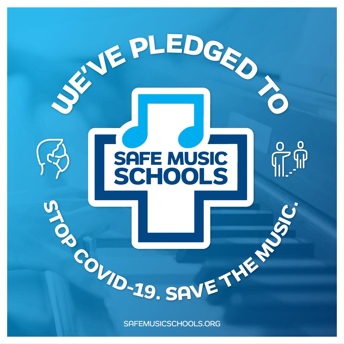 Safe Music Schools Pledge
