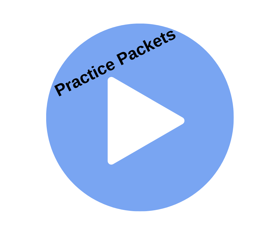 Piano Practice Packets